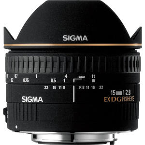 SIGMA EX 15mm f/2.8 DG EX Lens per Pentax - MediaWorld.it