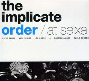 Swell,Steve - Implicate Order: At Seixal - CD - MediaWorld.it