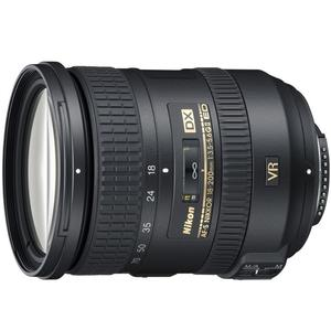 NIKON 18-200mm f/3.5-5.6 G ED VR II - MediaWorld.it