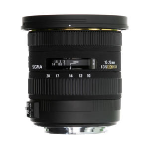 SIGMA 10-20 f/3.5 EX DC HSM per Sony 6030226 - MediaWorld.it