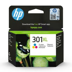 HP 301XL Tricromia cartuccia d'inchiostro originale XL CH564EE - MediaWorld.it