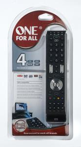 OneForAll Essence URC 7140 - MediaWorld.it
