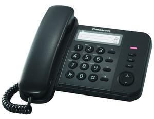 PANASONIC KX-TS520EX1 Black - MediaWorld.it