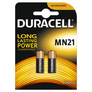 DURACELL Security MN 21 - MediaWorld.it