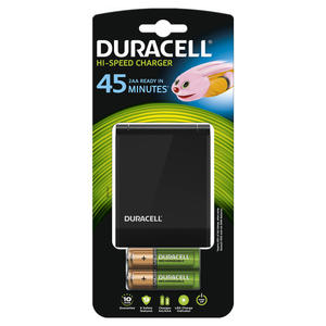 DURACELL Caricabatterie Speedy - MediaWorld.it