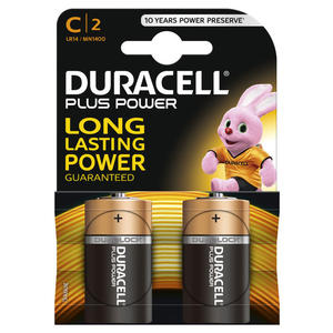 DURACELL PLUS POWER C DURACELL - MediaWorld.it