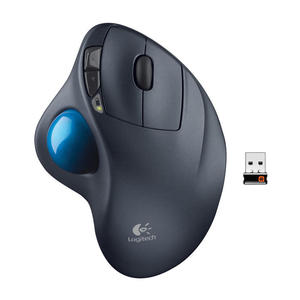 LOGITECH Wireless Trackball M570 - MediaWorld.it