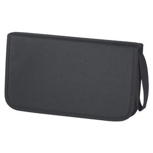 HAMA Borsa CD Wallet per 64 CD/DVD, nero 7495646 - MediaWorld.it
