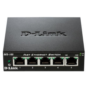 D-LINK  DES-105 - MediaWorld.it
