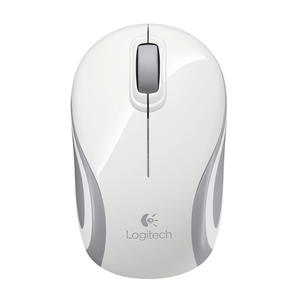 LOGITECH Wireless Mini Mouse M187 Bianco - MediaWorld.it