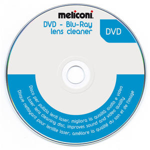 MELICONI DVD-BluRay Cleaner - MediaWorld.it