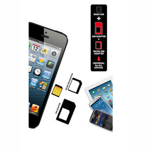 CELLULAR_LINE NanoSIM Adapters Kit - MediaWorld.it