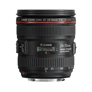 CANON EF 24-70mm f/4L IS USM - MediaWorld.it