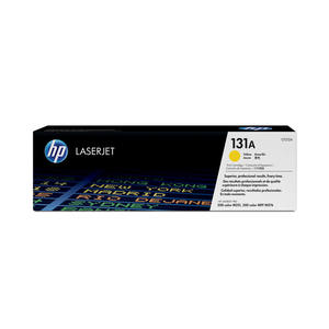 HP 131A Giallo cartuccia toner originale LaserJet CF212A - MediaWorld.it