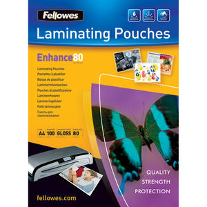 FELLOWES Pouches lucide A4 5306114 - MediaWorld.it