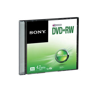 SONY DPW47SS  -  4X 4.7GB - MediaWorld.it