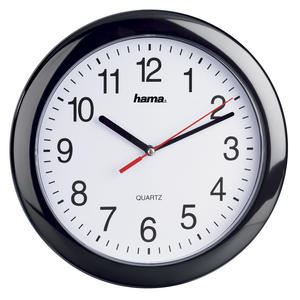 HAMA Orologio da muro PP-250 nero 7113920 - MediaWorld.it