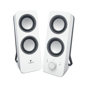 LOGITECH   Multimedia Speaker Z200 Bianco - MediaWorld.it