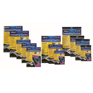 FELLOWES Pouches lucide A3 5306207 - MediaWorld.it