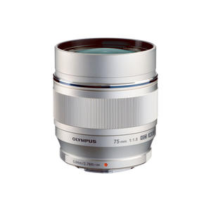 OLYMPUS 75mm 1:1:8 Silver - MediaWorld.it