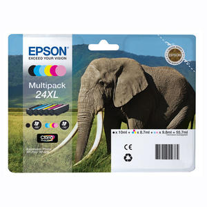 EPSON MultiPack 24XL C13T24384020 - MediaWorld.it