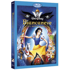 BIANCANEVE E I SETTE NANI - Blu-Ray - MediaWorld.it