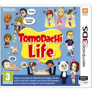 3DS Tomodachi Life - 3DS