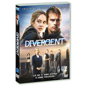 DIVERGENT - DVD - MediaWorld.it