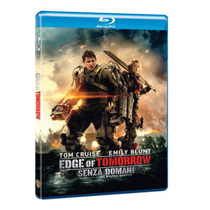 EDGE OF TOMORROW - Senza Domani - Blu-Ray - MediaWorld.it