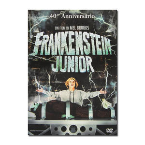 FRANKENSTEIN JUNIOR - DVD - MediaWorld.it