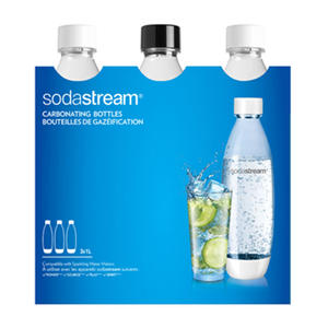SODASTREAM Bottiglia Fuse Tripack - MediaWorld.it