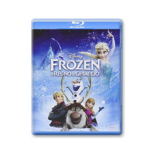 FROZEN - IL REGNO  DI GHIACCIO - Blu-Ray - MediaWorld.it