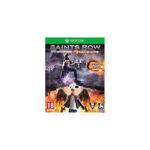 Saints Row IV: Re-Elected - Gat out of Hell - XBOX ONE