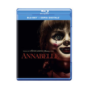 Annabelle - Blu-ray - MediaWorld.it
