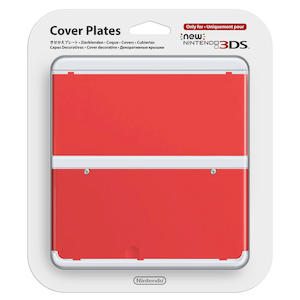 Cover Arancio New 3DS