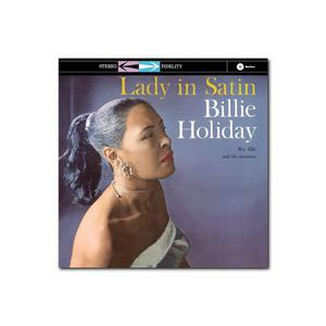 Billie Holiday - Lady In Satin (180 Gr.) - Vinile - MediaWorld.it