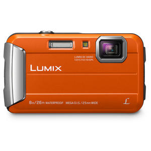 PANASONIC DMC-FT30EG-D ARANCIONE - MediaWorld.it