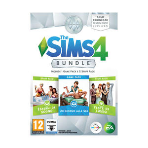 The Sims 4 Bundle Pack Edition - PC - MediaWorld.it