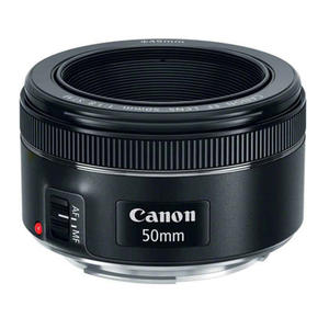 CANON EF 50MM F/1.8 STM - MediaWorld.it