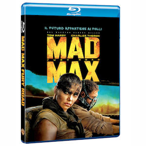MAD MAX - FURY ROAD - Blu-Ray - MediaWorld.it