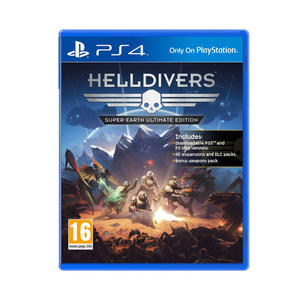 Helldivers Ultimate Edition - PS4 - MediaWorld.it