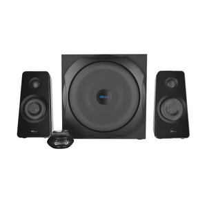 TRUST PCS-221 2.1 SUBWOOFER SPEAKER - MediaWorld.it