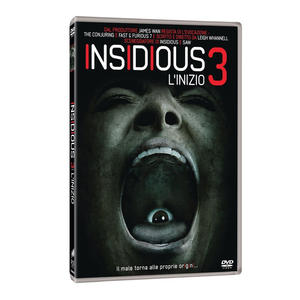 Insidious 3 - L'Inizio - DVD - MediaWorld.it