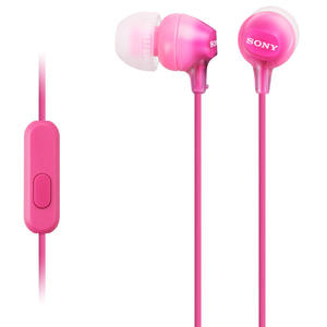 SONY MDREX15APPI.CE7 Rosa - MediaWorld.it