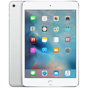 APPLE iPad mini 4 128GB WiFi + Cellular Silver - MediaWorld.it