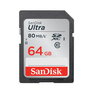 SanDisk Ultra 64GB - Scheda di Memoria SDHC - MediaWorld.it