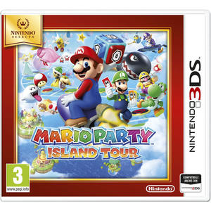 MARIO PARTY ISLAND TOUR SELECT - 3DS