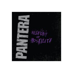 PANTERA - HISTORY OF HOSTILITY - MediaWorld.it