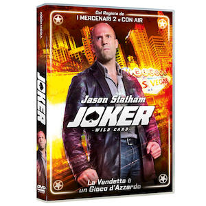 JOKER WILD CARD - DVD - MediaWorld.it