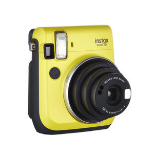 FUJIFILM INSTAX MINI 70 YELLOW - MediaWorld.it